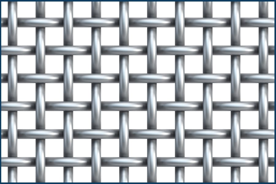 Stainless Steel Woven Wire Mesh, Wire Cloth, & Screen